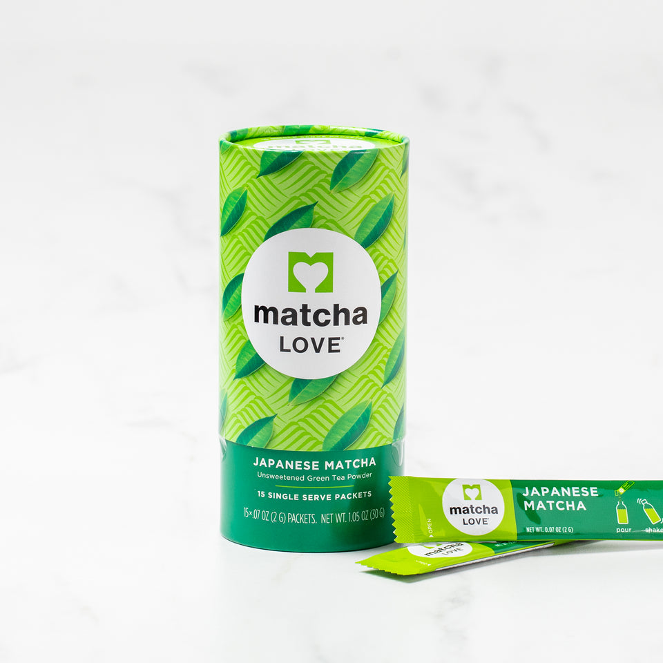 Single-Serve Unsweetened Sticks