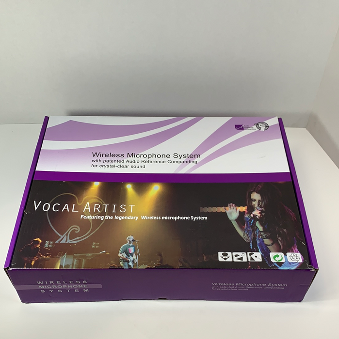 Vocal Artist Wireless Microphone System