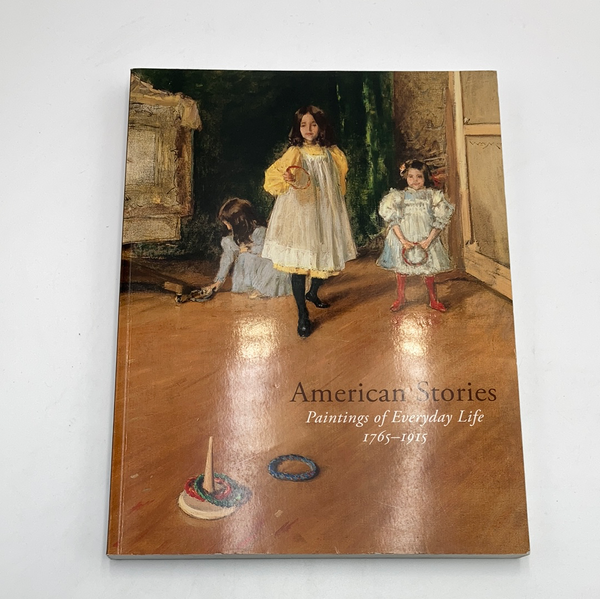 American Stories; Paintings of Everyday Life Paperback