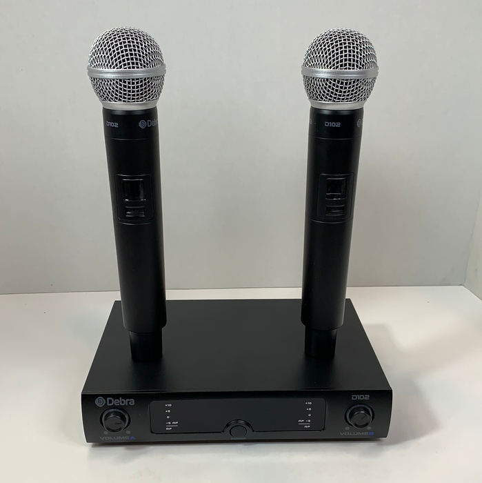 Debra Audio Microphone Set
