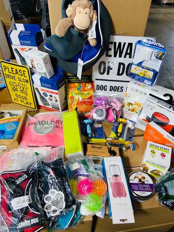 Pet Products Mystery Box