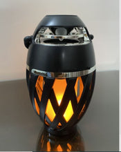 Load image into Gallery viewer, LED Flame Bluetooth speaker