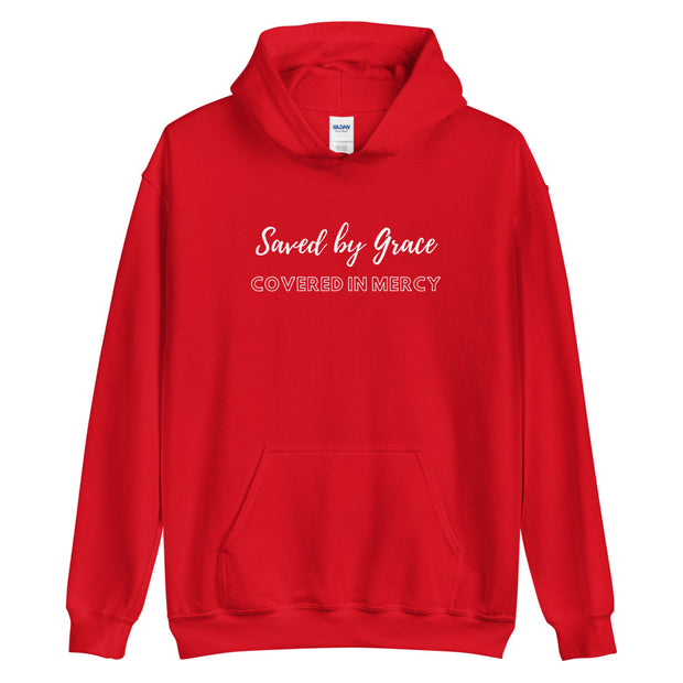 Saved by Grace Unisex Hoodie