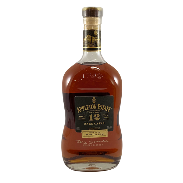 Appleton Estate 12 Year Old Rare Casks