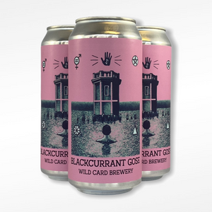 Blackcurrant Gose