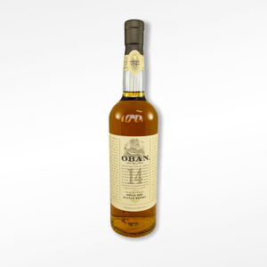 Oban 14 Year Old Single Malt Scotch Whiskey