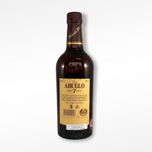Ron Abuelo 7 Years Old Rum