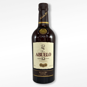 Ron Abuelo 12 Years Old Rum