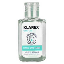 Load image into Gallery viewer, KLAREX® CHS Hand Sanitizer Gel (2 oz)