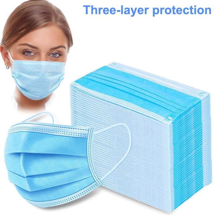 Disposable 3 Layer Anti dust Mask