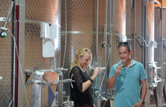 Visit the winery between the 7th and 13th of January 2021