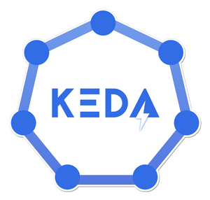 The KEDA Icon Decal