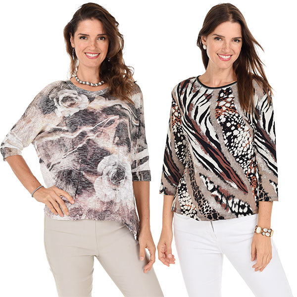 Jess and Jane Tunics and Tops for Florida Fall