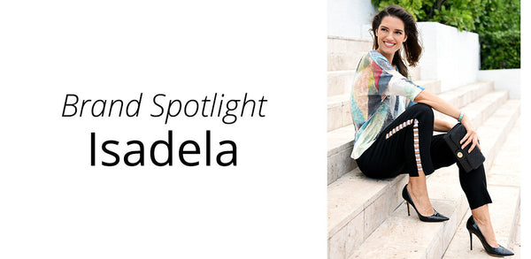 Isadela: Sparkling Pants, Shorts and Capris
