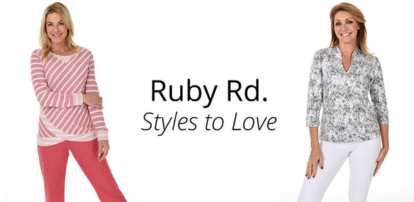 Ruby Rd. Styles to Love