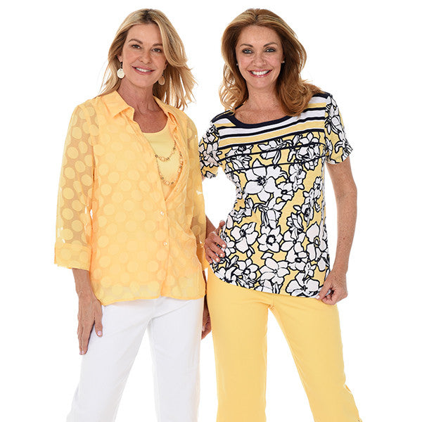 Brighten Up Your Wardrobe with Alfred Dunner