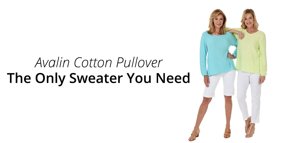 Avalin Cotton Sweaters