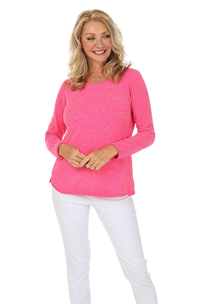 Breezes Chenille Sweater