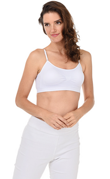36d8f54b2289b This Seamless Scoopneck Coobie Bra is a classic style. It is ideal for the  mature woman with its simple