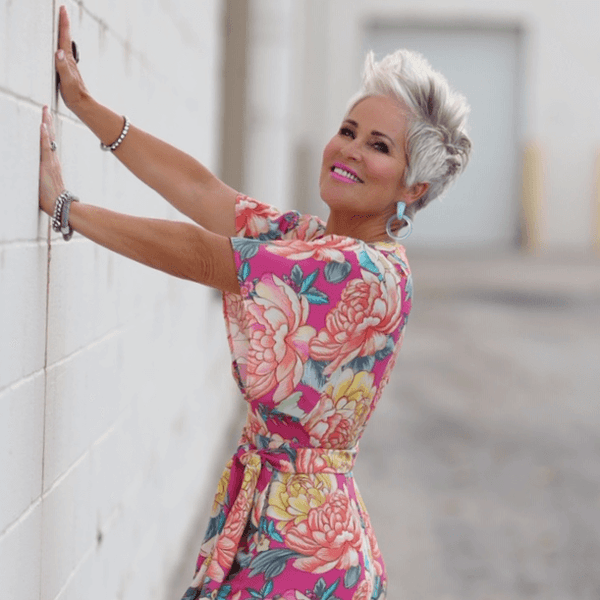 Shauna from Chic Over 50