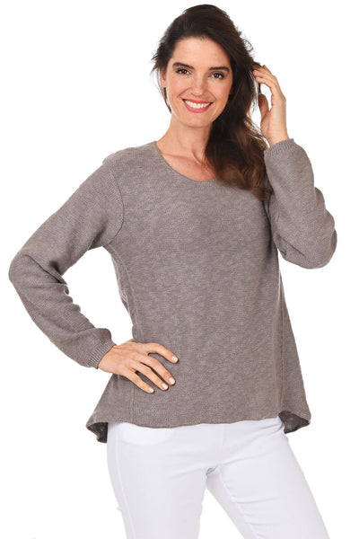 Classic Pullover Sweater by Avalin