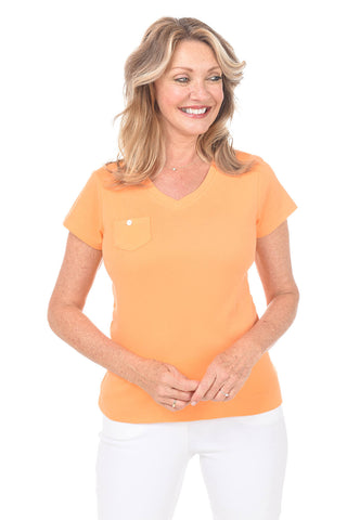 Classic Pocket Tee by Anthony's Resort Wear