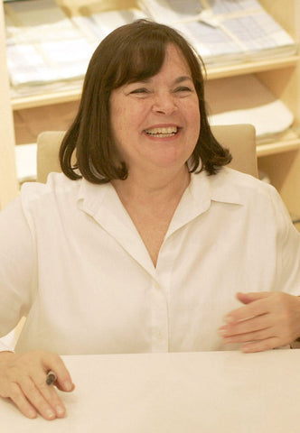 Ina Garten in White Button Down