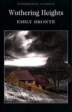 Wuthering Heights Novel Cover