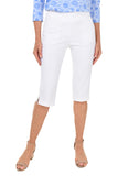 ANTHONY'S RESORT WEAR Pull-On Clamdigger Crop Pant