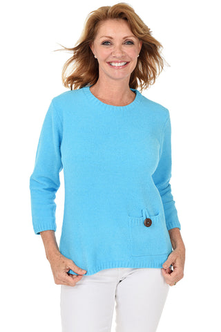 Chenille Starfish Sweater