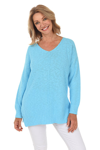 Frankie Double Pocket Knit Top