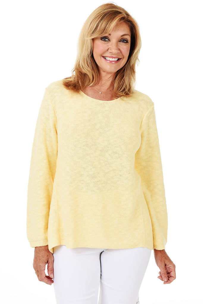 Avalin Classic Pullover Sweater 8671 - Butter