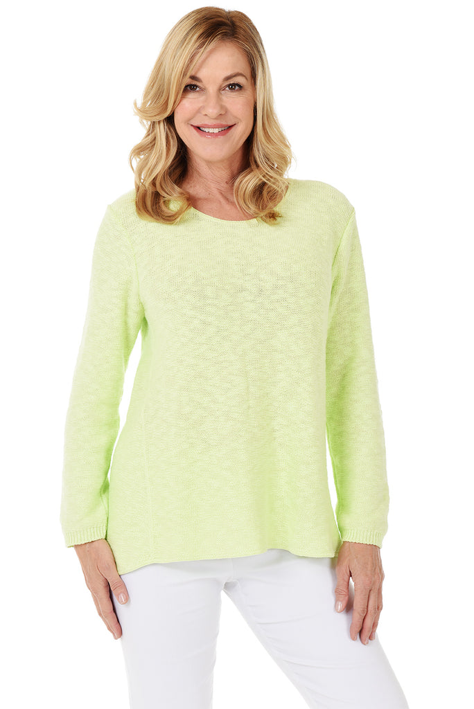 Avalin Classic Pullover Sweater 8671 - Green