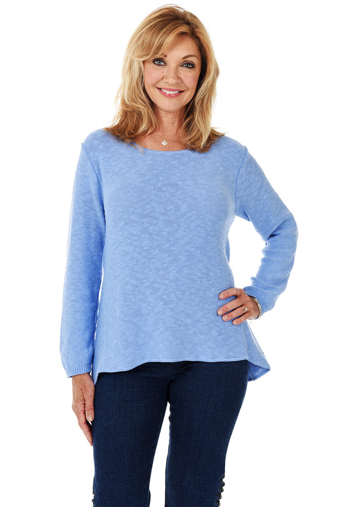 Avalin Classic Pullover Sweater 8671 - Periwinkle