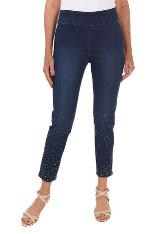 Jaguar Pull-On Ankle Pant