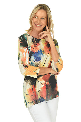 Frankie Sunbeam Patchwork Tunic