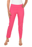 KRAZY LARRY Pink Pull-On Ankle Pant