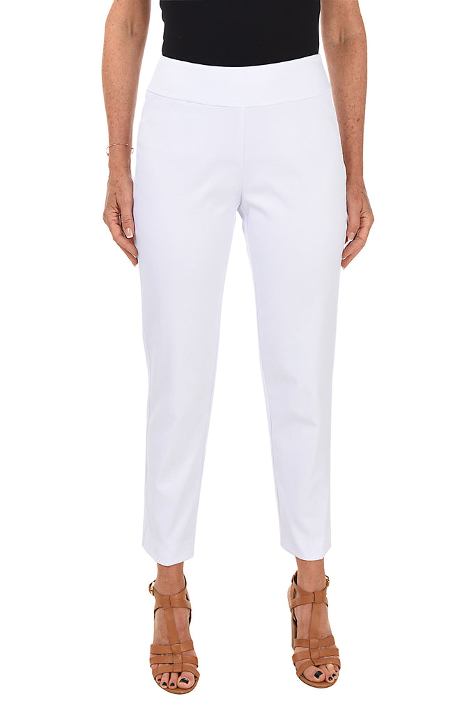 68f348686a Krazy Larry Pique Pull-On Ankle Pant
