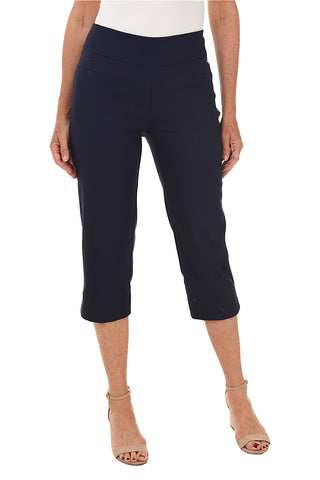 Ombre Animal Pull-On Ankle Pant