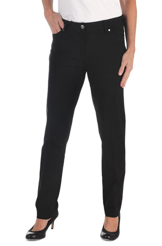 Petite Pull-On Ultimate Fit Crop Pant