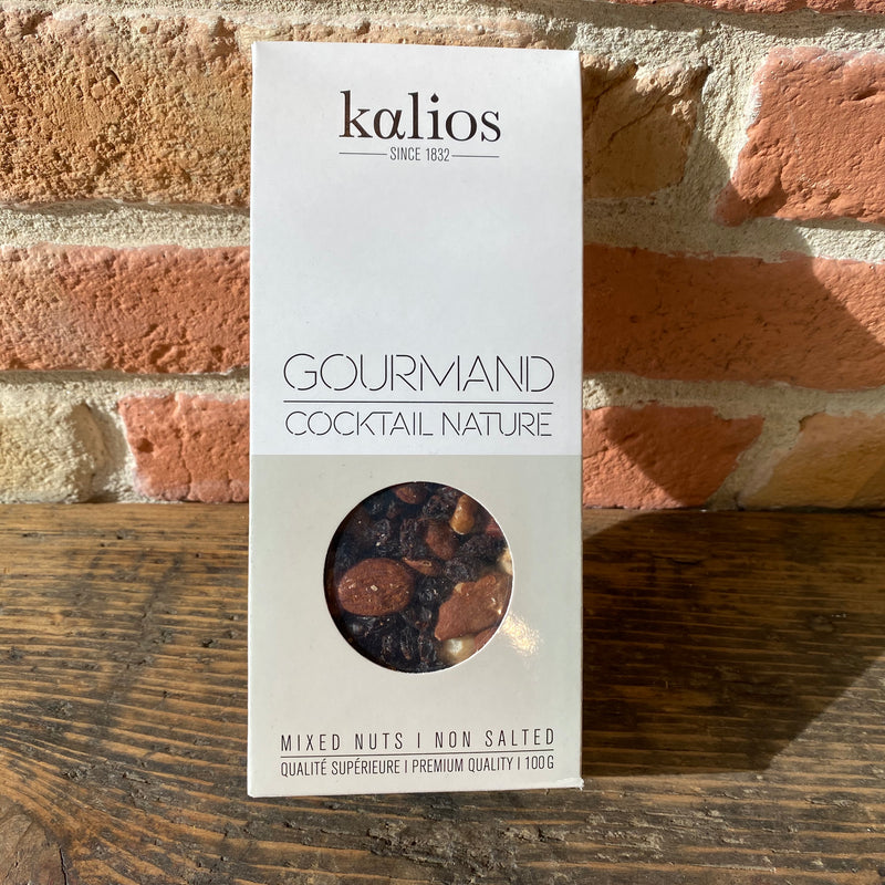 Gourmand cocktail nature Kalios 100g