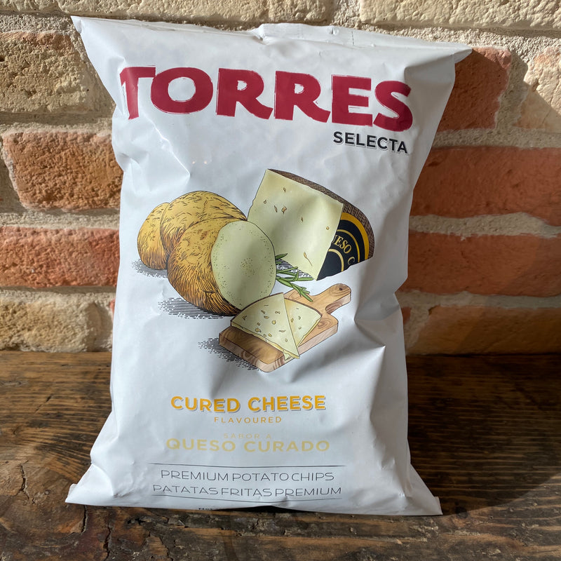 Chips Gout Fromage 150g Torres