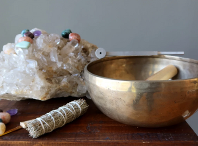 CRYSTAL CLEANSING METHODS