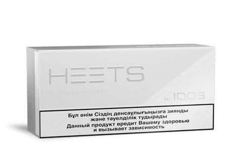 IQOS Heets Silver Selection </br> (1 Block = 10 Packs) - IQHEE