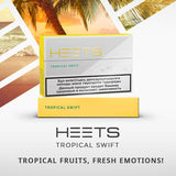 IQOS Heets Tropical Swift Kazakhstan </br> (1 Block = 10 Packs)