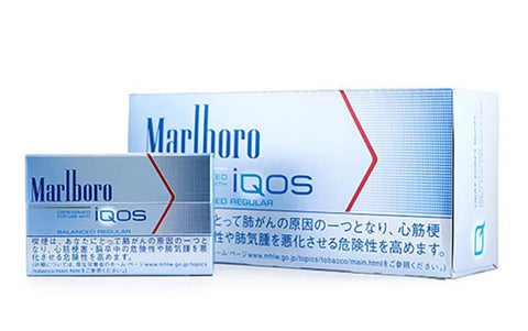 IQOS Heets Marlboro Balanced Regular </br> (1 Block = 10 Packs) - IQHEE