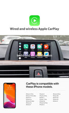 Charger l'image dans la galerie, BMW CCC wireless Apple CarPlay Android Auto