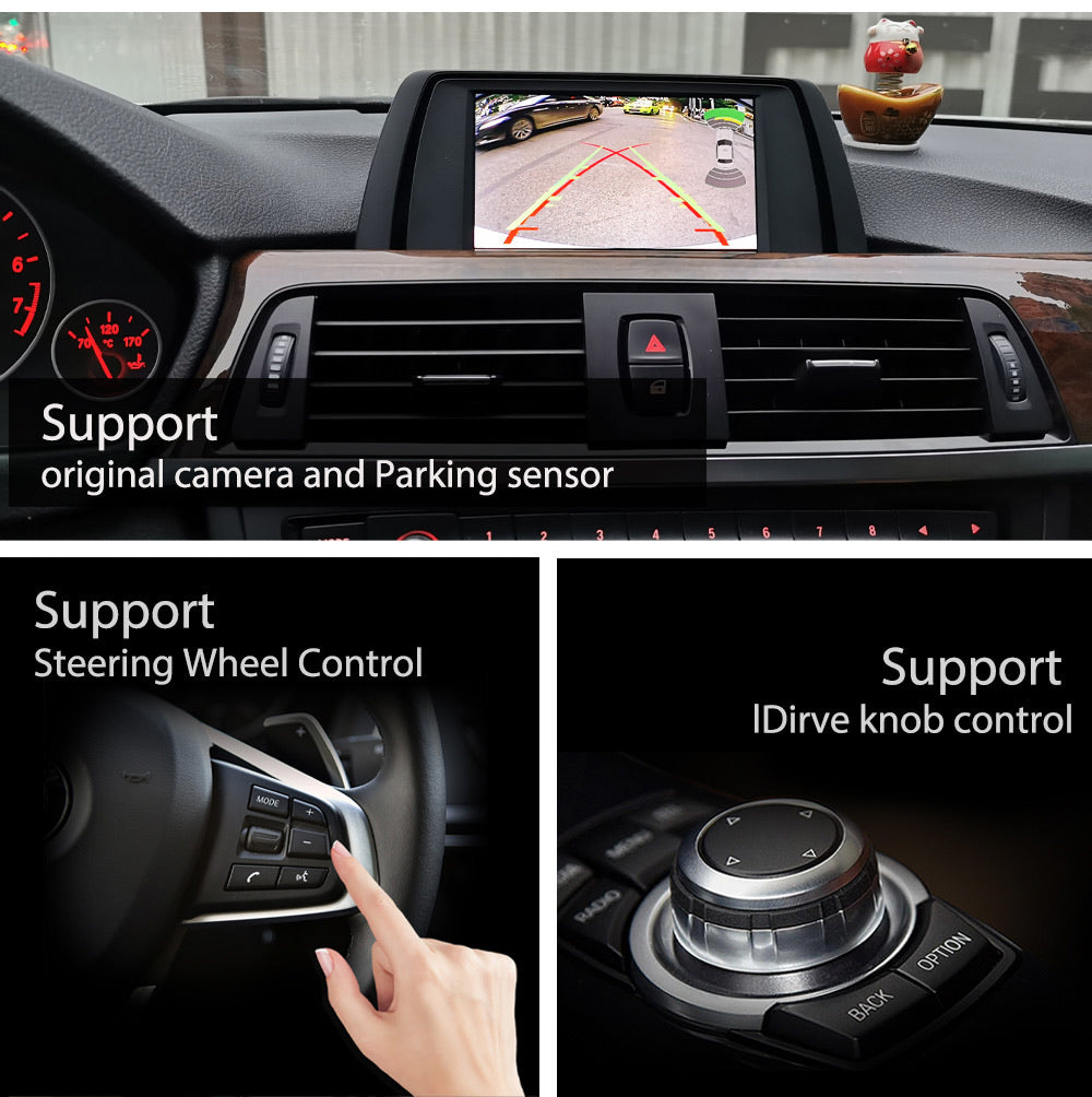 BMW CCC wireless Apple CarPlay Android Auto