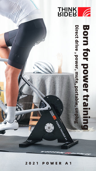 ThinkRider A1 Indoor Portable Direct Drive Bike Trainer
