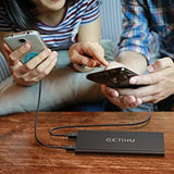 Ultra Slim Portable Battery Power Bank 10000mAh